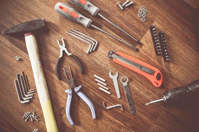 איזה כלי עבודה מומלצים?